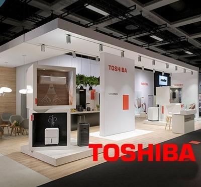 شبكة فروع صيانة توشيبا الوصول السهل